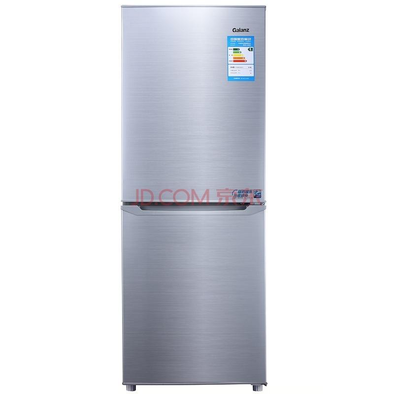 Galanz 格兰仕 BCD-178N 178L 双门冰箱 859元包邮(899,500-40)