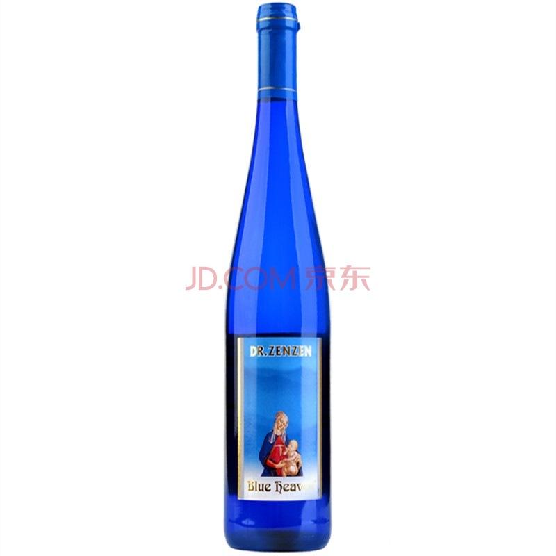 德国进口:Dr.Zenzen德森森白葡萄酒 蓝色经典 19.9元