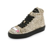 BLINGBLING的Mina Parikka亮片运动鞋 $204.4(约1328元)