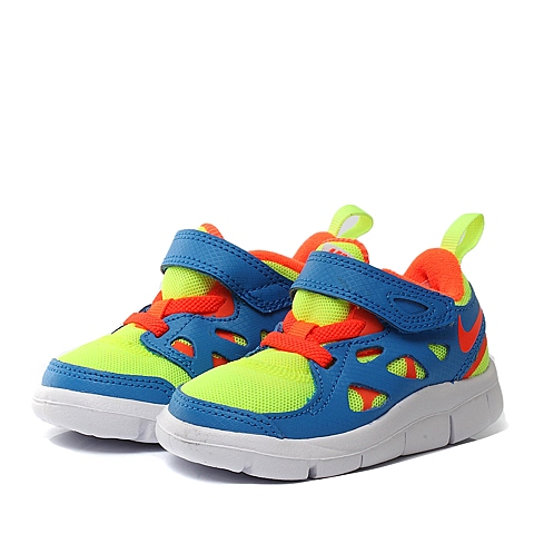NIKE耐克 专柜同款NIKEFREERUN2(TDV)男婴童跑步鞋443744-700  88元包邮(118-30)