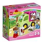 限Prime会员!乐高Lego得宝系列雪糕冰淇淋车 10586