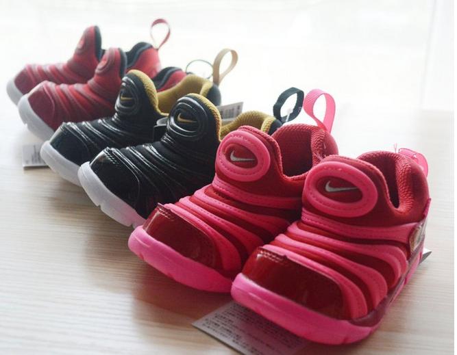 Nike耐克毛毛蟲 小童機能運動鞋