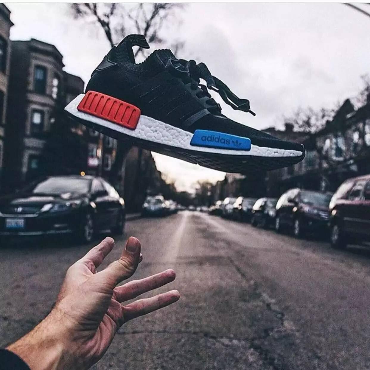 全世界都在搶的Adidas NMD!復古休閑運動鞋!
