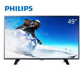 飞利浦 49PFF5455/T3 49英寸液晶电视+凑单品