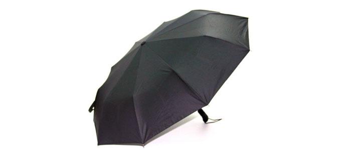 Lotosblume 10骨超强防风防晒晴雨伞+3M百洁布