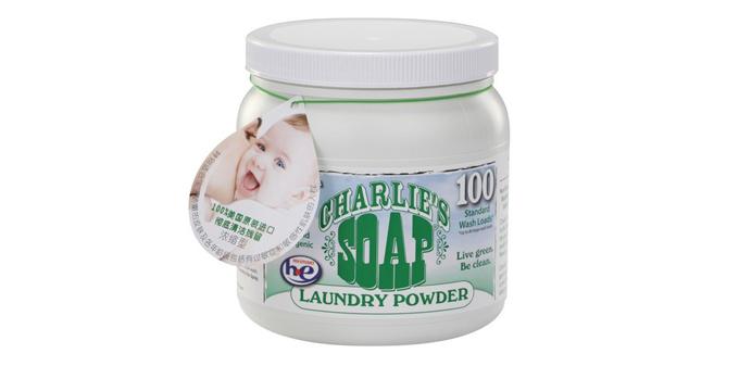 Charlie's Soap 查理洗涤剂 全天然环保洗衣粉 1.2kg