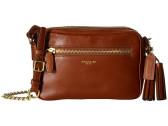 COACH Legacy Leather Flight Bag 棕色英伦风斜挎包 $137.99(约969元)