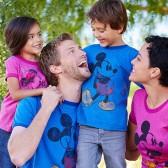 DisneyStore:迪士尼T恤 买1件第2件半价!穿亲子装情侣装去迪士尼乐园!