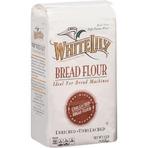 White Lily 未漂白高筋面包粉5磅