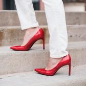 Stuart Weitzman Virgin America 红色性感美艳高跟鞋 $107.49(约753元)