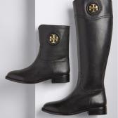 Tory Burch 'Hallie' Boot 女款黑色经典款短靴 $284.75(约1992元)