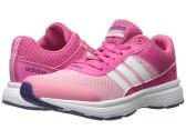 adidas Kids Cloudfoam VS City 粉色童款运动鞋 成人可穿 $35.99(约252元)