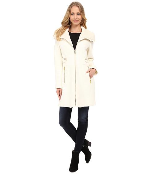 Via Spiga 女士长款羊毛呢大衣
