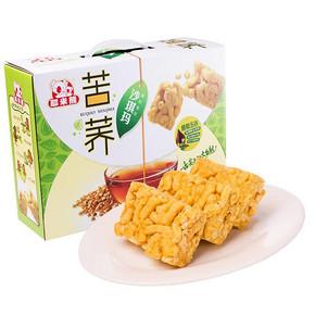 耶米熊 沙琪玛苦荞味礼盒装 600g