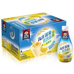 桂格 高纤燕麦乳 香蕉味 350ml*12瓶