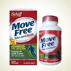 Walgreens:精选 Schiff Move Free维骨力等产品促销