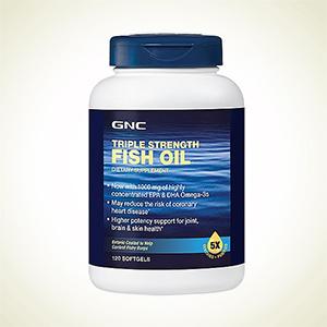 GNC:精选鱼油产品特卖