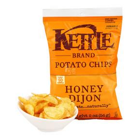 Kettle Brand 可特 蜂蜜芥末味薯片 56g