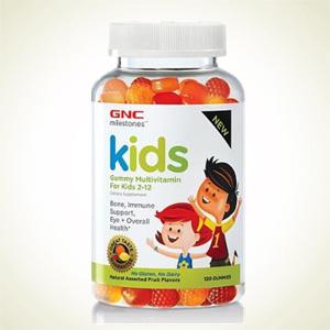 GNC:健安喜女性复合维生素软糖120粒