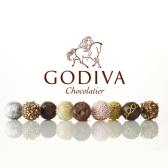 史低价!Godiva 歌帝梵官网:精选巧克力 低至3.5折