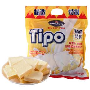 Tipo  优质鸡蛋牛奶面包干 200g*30袋