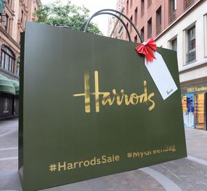 Harrods购物结账详解,全网定价最低的Chloe,Burberry如何淘
