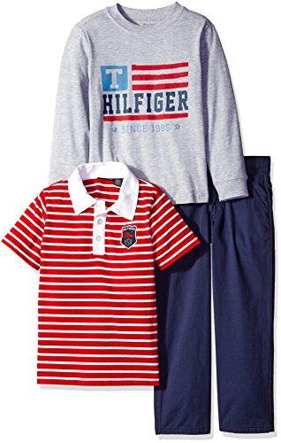 Tommy Hilfiger 男童三件套