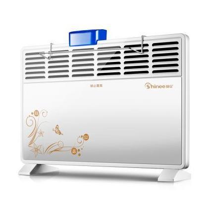 赛亿(Shinee) HC5120R 电取暖器 六窗升级 过热自保 ¥79