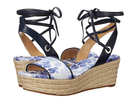 MICHAEL Michael Kors Margie 女士坡跟凉鞋