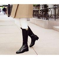 低至5折 马靴超帅气! Tory Burch 官网精选女士长靴、短靴等热卖