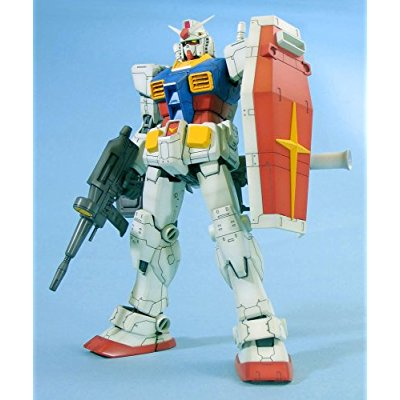 BANDAI 万代 MG 1/100 RX-78-2 高达拼装模型 约118.38元 原价 172.38元