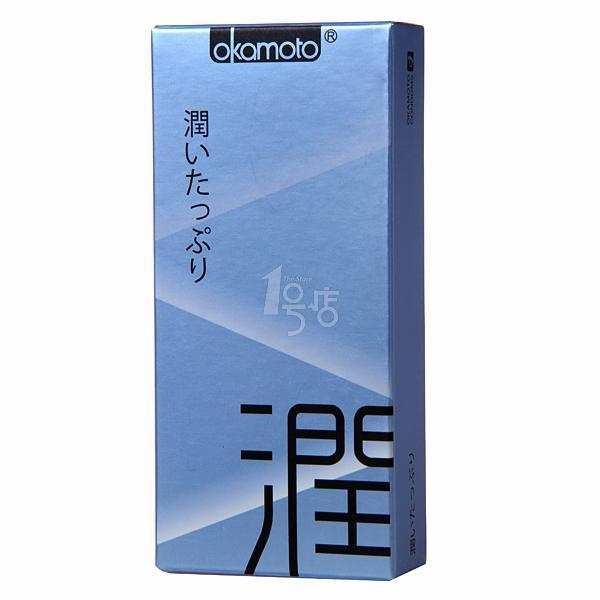 ¥13.30 Okamoto/冈本 冈本OK避孕套-极润 Ultra Smooth 6片装