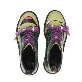 """4.7折!Dr. Martens  """"忍者神龟""""主题系列 DONNIE款 中性马丁靴  $70(约507元)"""