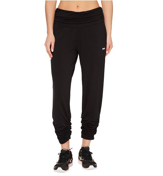 凑单品:Fila 斐乐 女式运动休闲裤