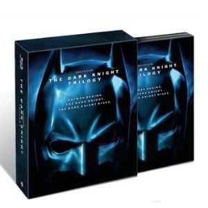 《蝙蝠侠:黑暗骑士三部曲》 叠券+凑单120不到包邮+凑单品
