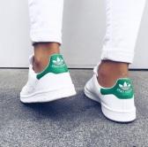 新补货:Adidas 阿迪达斯 Stan Smith 大童款休闲运动鞋 $40(约280元)