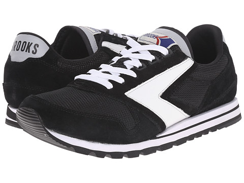 Brooks 布鲁克斯 男士时尚复古跑鞋