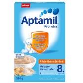 【55海淘节专享】Aptamil 爱他美米粉米糊 8个月以上 250g 2.56欧(约20元)