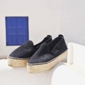 【55海淘节】白菜价!Saks Fifth Avenue:Manebi 草编鞋 低至2.5折!