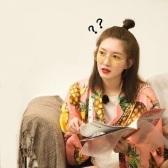 """江疏影同款!Dolce & Gabbana """"睡衣风""""菠萝印花衬衣 $995(约7070元)"""