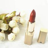 颜色齐全!L'Oreal 欧莱雅Colour Riche金管唇膏口红 $4.24(约31元)