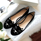 Shopbop:Charlotte Olympia 时尚猫头鞋 低至6折