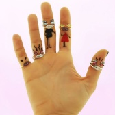 LUISAVIAROMA:Delfina Delettrez 小众的高级珠宝品牌 上新