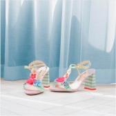 鞋子的饕餮盛宴!Neiman Marcus:精选 Sophia Webster、SF蝴蝶结 等精美鞋靴 低至6折!