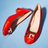 【7折收GIGI款!】Tory Burch 官网:精选经典 GIGI 方跟鞋、大热渔夫鞋、夹脚拖等 低至5折