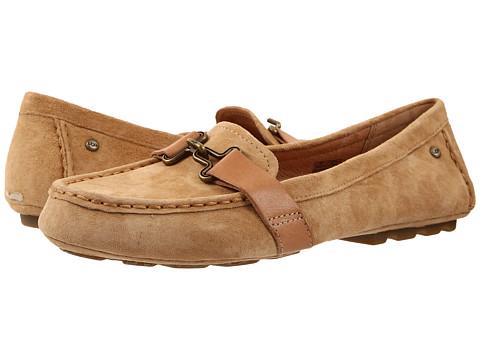 UGG 女士真皮豆豆鞋
