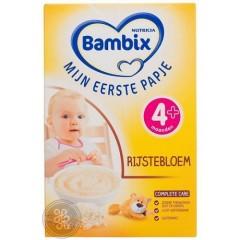 荷兰直邮!Bambix 婴幼儿米粉米糊 4 200g 22元