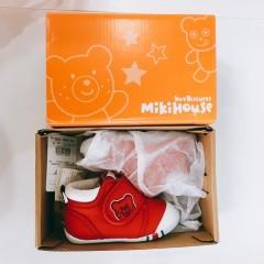 日本Rakuten Global: Mikihouse 学步鞋等童装店铺,专享三挡满减,最高立减3000日元!