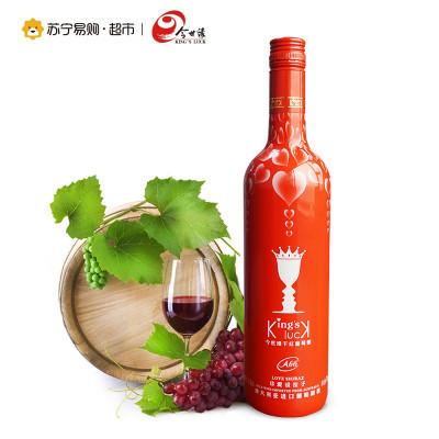 ¥15.50 今世缘A66干红葡萄酒750ml