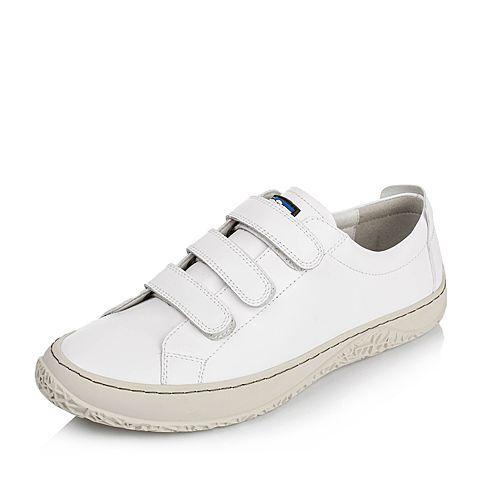 ¥199.00 BASTO/百思图 PU时尚摩登尖头玛丽珍条带女中空凉鞋16A19AK6